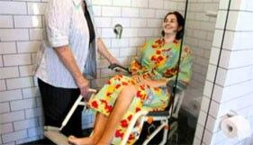 Many special needs accommodation facilities were built in the 70's, 80's and 90's these facilities were well equipped with movement aids but lacked the current requirements for non slip surfaces.