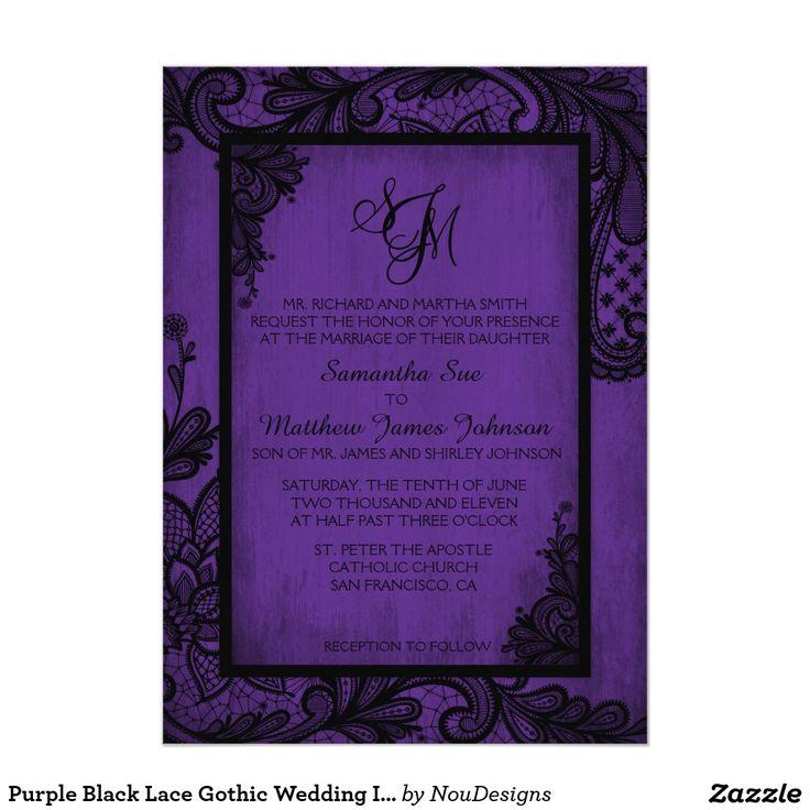 28 Best Medieval Wedding Invitations Images On Pinterest: Best 20+ Gothic Wedding Invitations Ideas On Pinterest