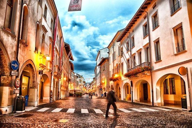 Carlo Marino - Corso di sera a Pordenone