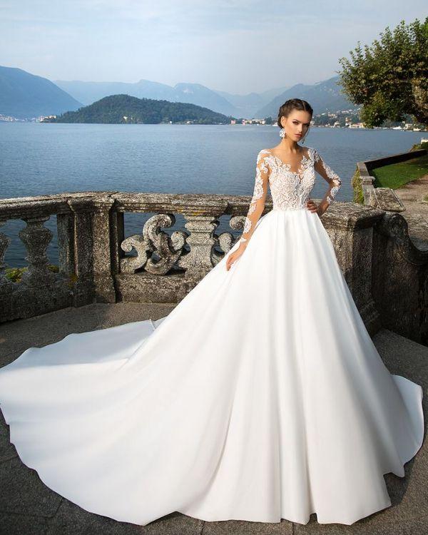 2102e666a3 Idealne Suknie Ślubne dla każdej Panny Młodej - Suknie Ślubne Madonna  (Strona Oficjalna) - Suknie ślubne Milla Nova - Salon Mody Ślubnej