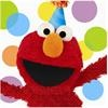 Sesame Street Party Invitations.  Feature Elmo and includes   8 Postcard Invitations   8 Envelopes   8 Seals   8 Save The Date Stickers