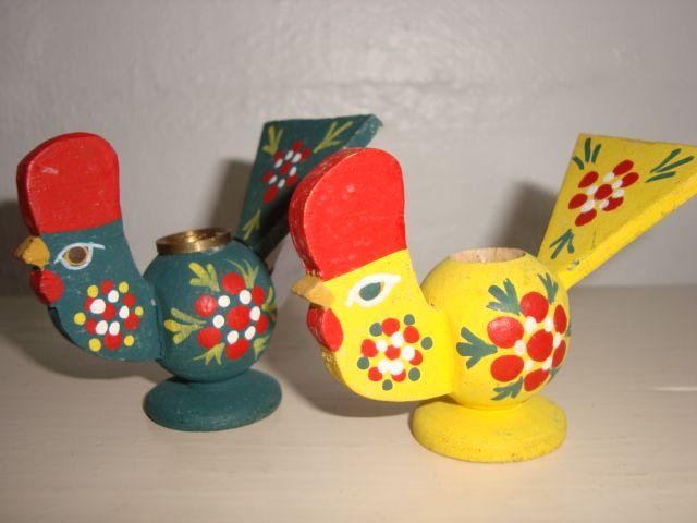 Eigenbrod Easter cocks. #Eigenbrod #Easter #påske #tilsalg #forsale on www.TRENDYenser.com
