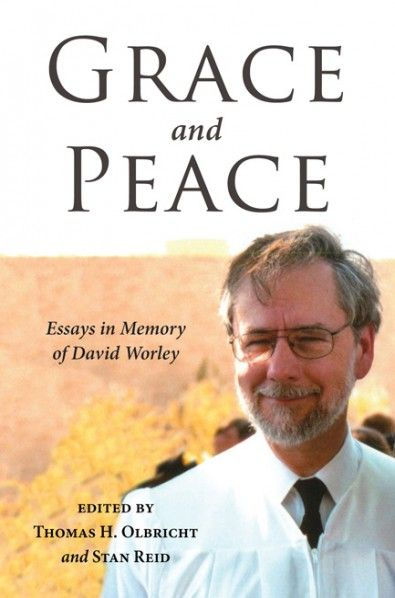 Grace and Peace (Essays in Memory of David Worley; EDITED BY Thomas H. Olbricht, Stan Reid; Imprint: Wipf and Stock). These essays are presented by the family, friends, and colleagues of David Worley of blessed memory. David Worley was an extraordinary man of many talents and interests. David was born and raised in Texas, and was educated at Abilene Christian and Yale. Upon receiving a PhD in New Testament, he and his growing family moved to Austin, Texas, where he lived until his…