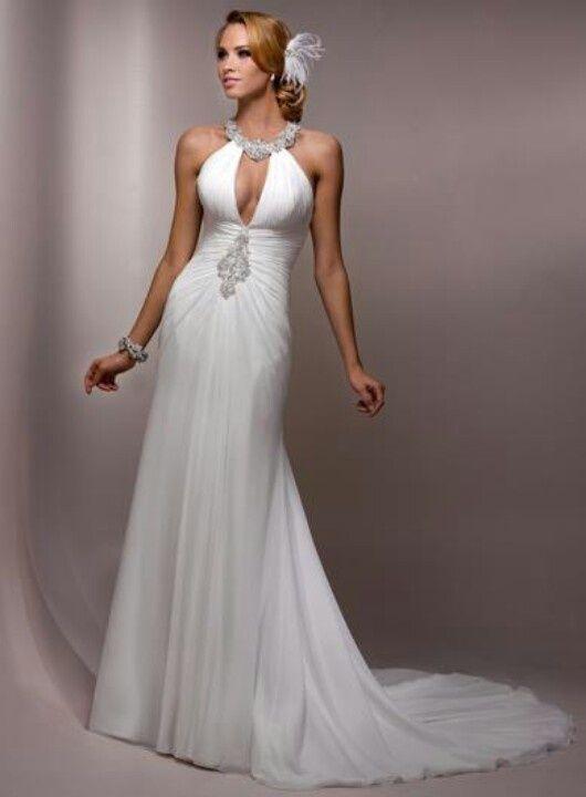 Wedding Vow Renewal Dresses 110