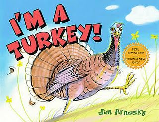 Gobble Up Turkey Facts -Song and PPT for turkey facts