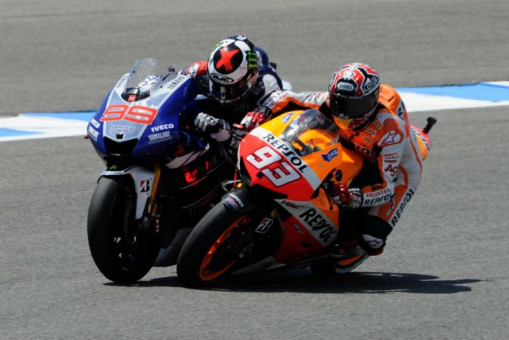 MotoGP - Rivalidades: Quando as coisas aquecem - 2ª parte