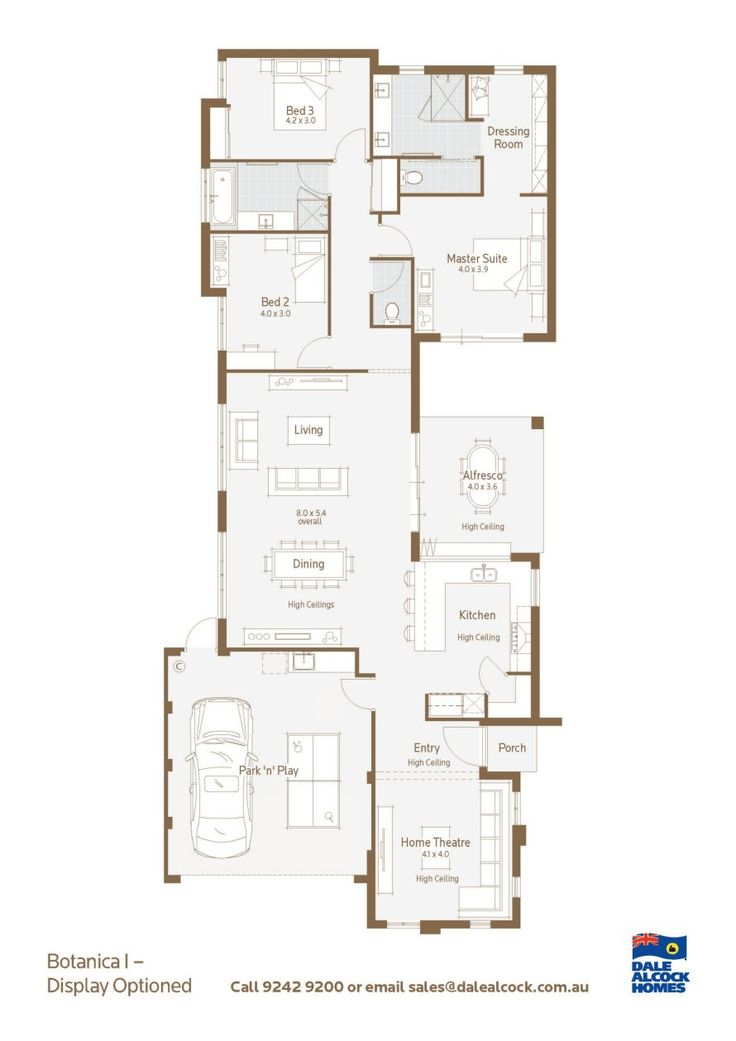 House and land packages perth wa new homes home for Dale alcock home designs