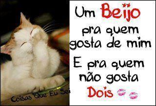 Roberta Carrilho: BOA NOITE!!! UM BEIJO PRA QUEM GOSTA DE MIM E .......