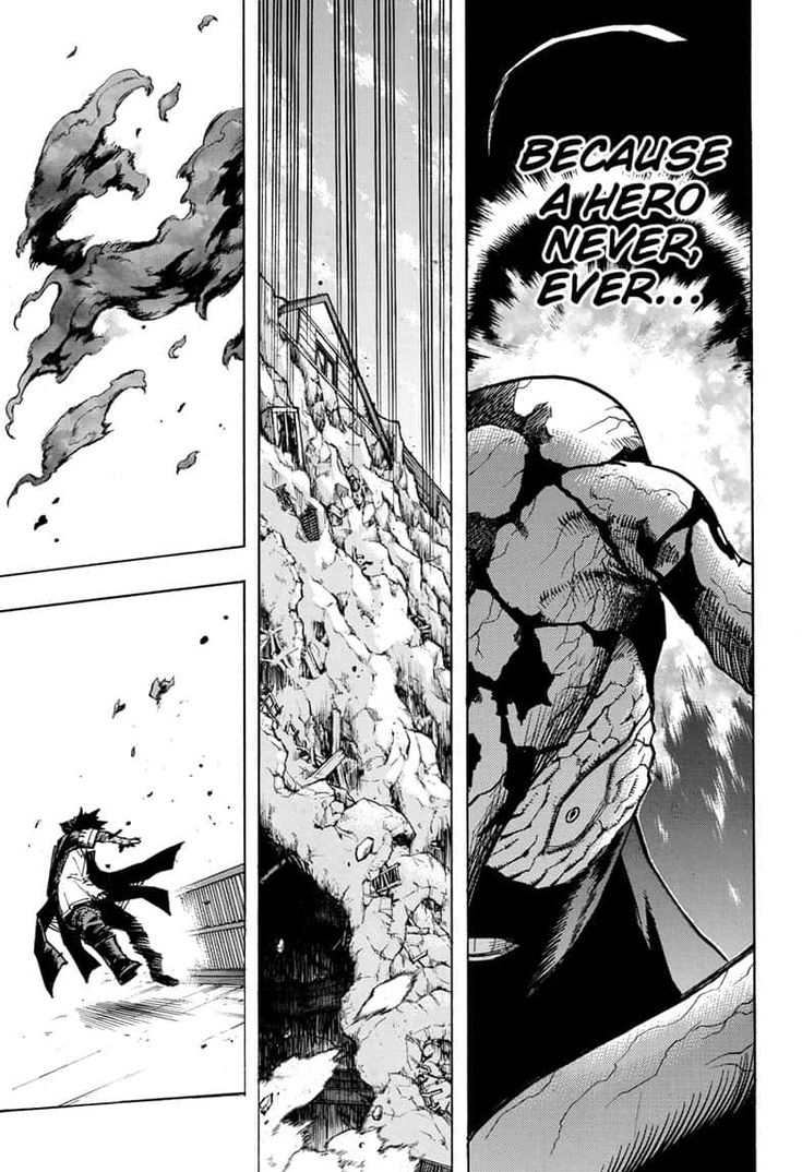 Boku No Hero Academia Chapter 267 In 2021 Boku No Hero Academia Hero Chapter