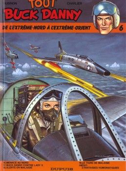 tout buck danny tome 6 - extreme nord extreme orient