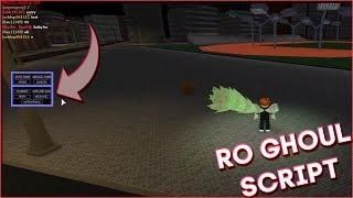 Script Hack Roblox Ro Ghoul Get Robux Points Update Roblox Ro Ghoul Hack Script Gui Autofarm Unlimited Levels Stats Money In 2020 Hacks Roblox Hacks Videos
