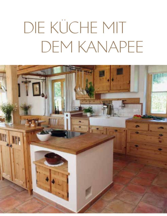 19 best Idee Küchen images on Pinterest Cottage kitchens, Country