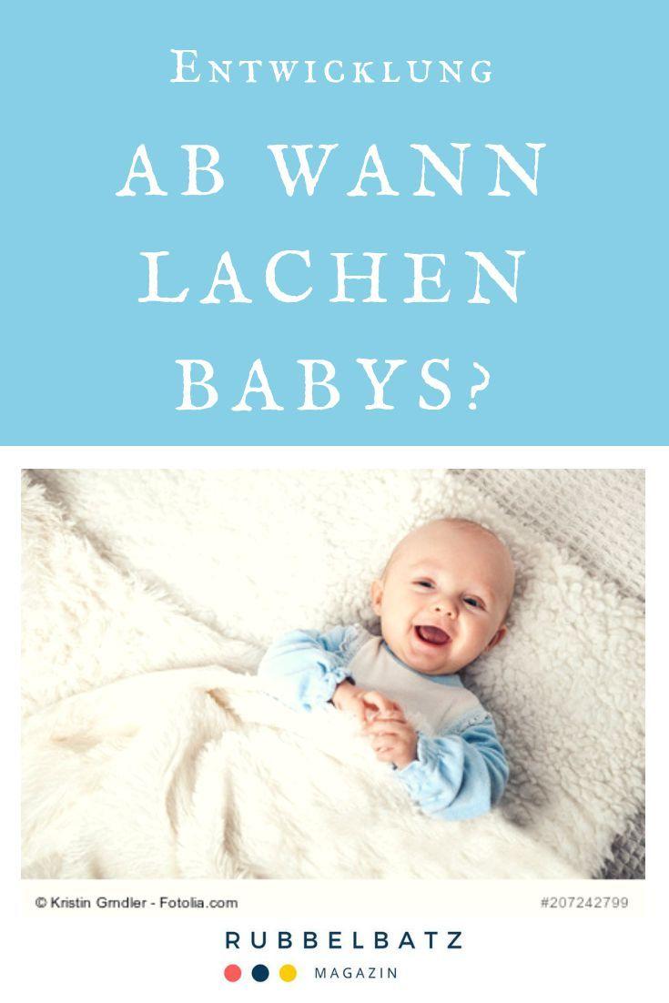 Ab Wann Lachen Babys Zeitpunkt Lernen Fordern Wann Lachen