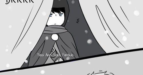 Traducción al español: Yaoi Ano Sora Fansub