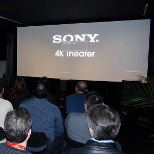Demo Delivers Sony's 4K Ultra HD VisionDemo Deliver, Company Effort, Deliver Sony'S, Control4 Partner, Chains Illustration, All Sony Supplies, Demo Features, Company'S Effort, Electronics