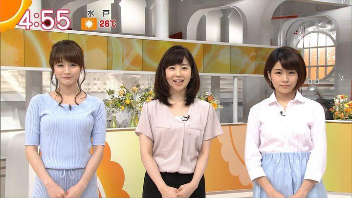 新井恵理那 松尾由美子 田中萌