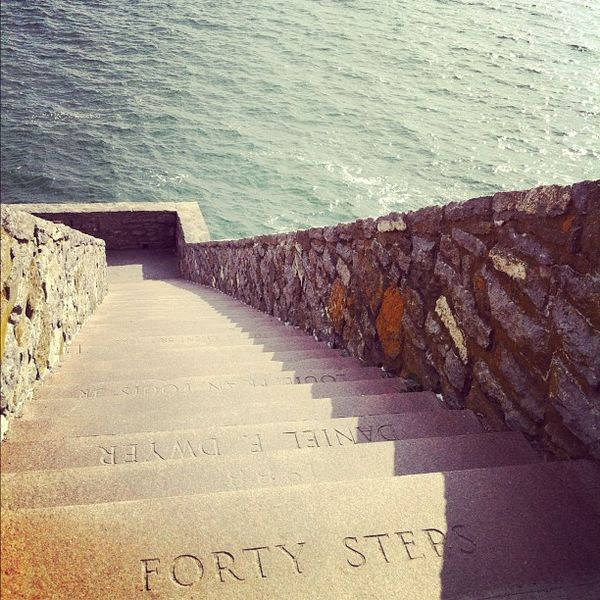 Forty Steps - Newport, RI