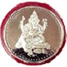 Silver ganesh coin to Hyderabad delivery. We deliver gifts to Hyderabad on your special occasions. Visit our site : www.flowersgiftshyderabad.com/Housewarming-Gifts-to-Hyderabad.php