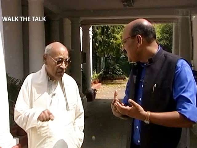 Walk The Talk: P V Narasimha Rao http://ndtv.in/18OMYGv