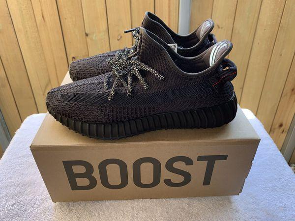 Adidas Yeezy Boost 350 V2 Black (Non Reflective)FU9006