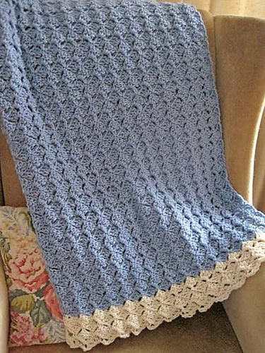 Ravelry: Cozy Comfort Prayer Shawl pattern by Kathy North