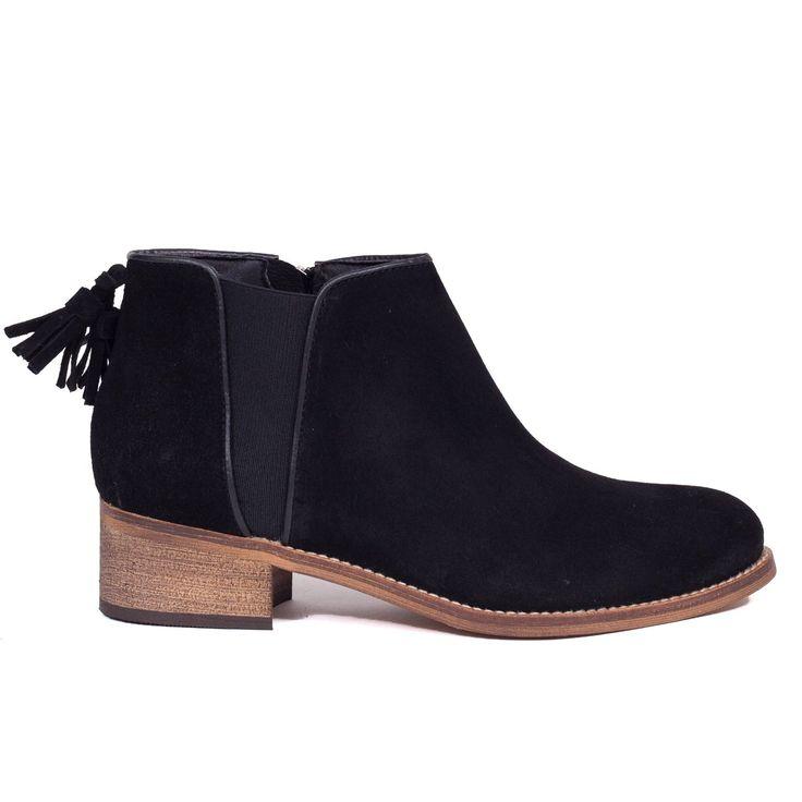 Botin Chelsea Negro – miMaO ShopOnline