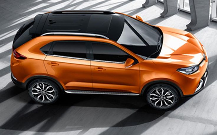 PICS of the new SUV - MG-Rover.org Forums