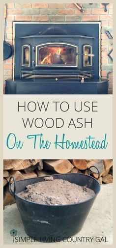 Using wood ash in the garden and in your compost pile is an inexpensive way to fight pest and improve soil quality. via /SLcountrygal/ #gardeningorganic