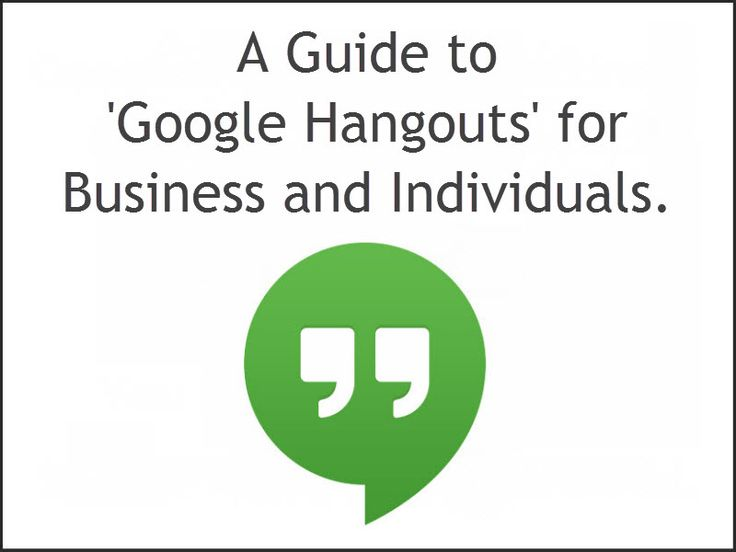 how to find email of hangouts