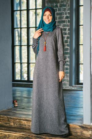 платье Алиф (сер)