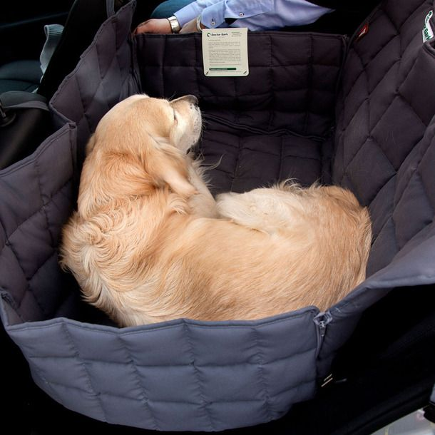 Seat Cover - protects 2/3 the length of the back seat. Totally washable, breathable and maintains it's shape.