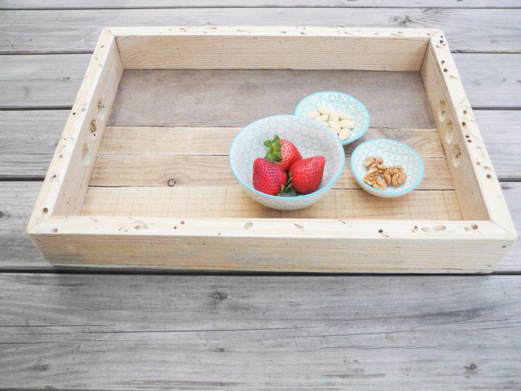 Tabletts - --ROTTERDAM--Tablett aus Treibholz - ein Designerstück von Zen-Art bei DaWanda