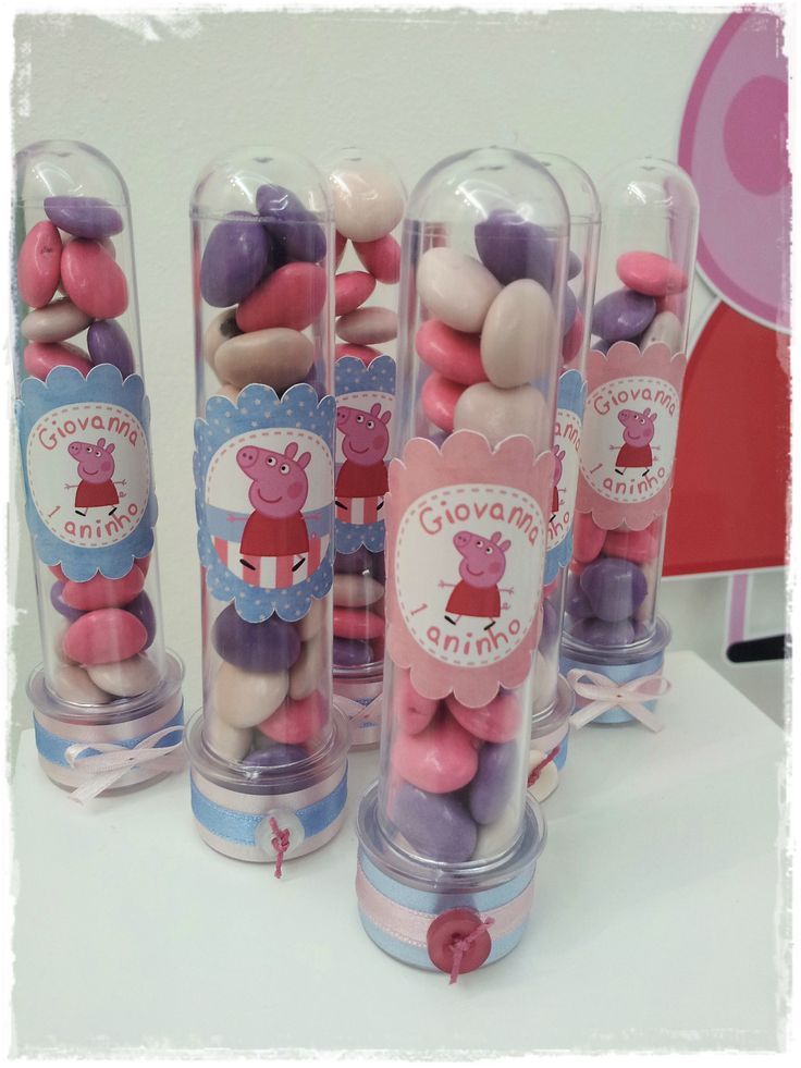 1000 Ideas para tu cumple : Ideas para decorar tu fiesta de Peppa Pig