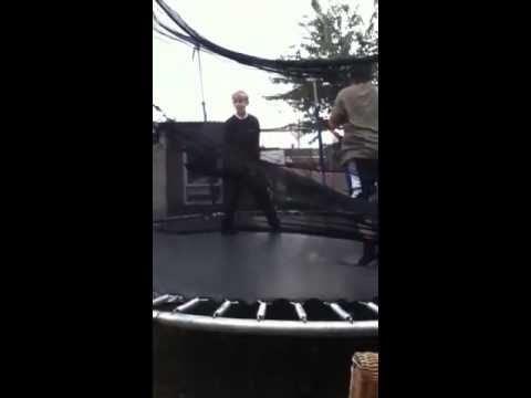 Extreme trampoline stunt gone wrong - http://sports.onwired.biz/extreme-sports/extreme-trampoline-stunt-gone-wrong/