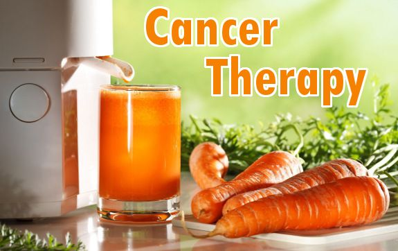 Man and Woman Use Carrot Juice to Cure Stage 4 Cancer another uses Baking Soda (high alkaline kills cancer cells) and Molasses (can use Maple Syrup) GInger & spinach for prostate cancer Spinach (all leafy greens) is also good to use for reduced  ovarian risk