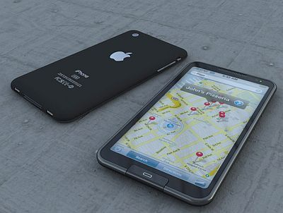 Another #Apple #iPhone5 (#NewiPhone) #Concept #Photo