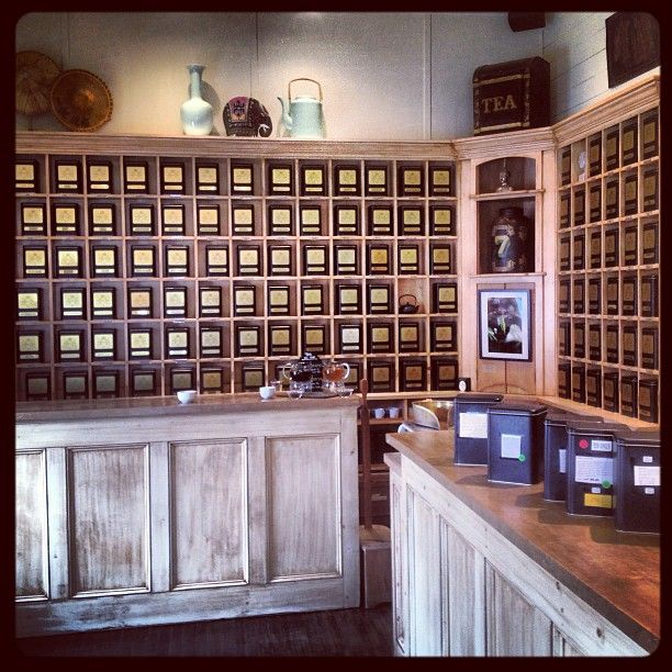 This is it! Harney & Sons in Millerton, NY
