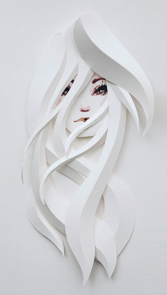 Belinda Rodriguez creates these gorgeous works of art