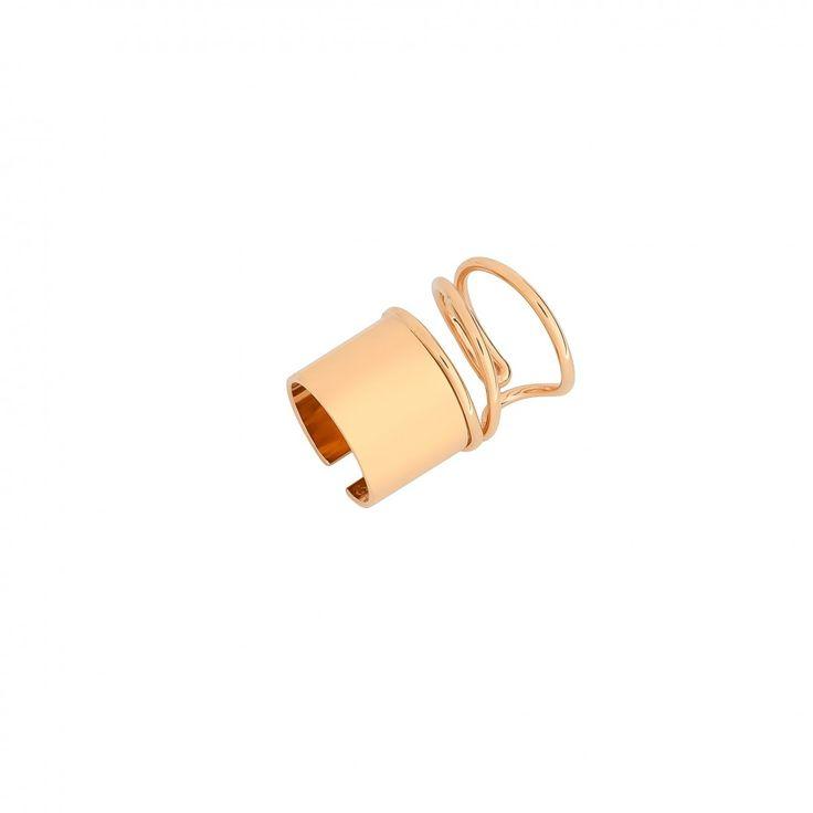 BALENCIAGA ring <3