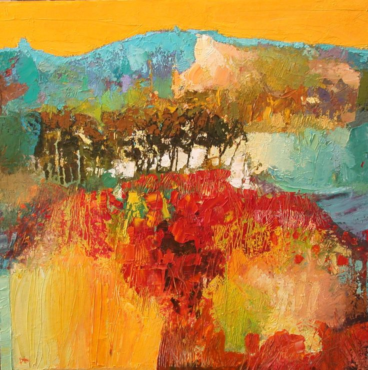 "Saatchi Art Artist: Alex Bertaina; Oil 2003 Painting ""Septembre"""