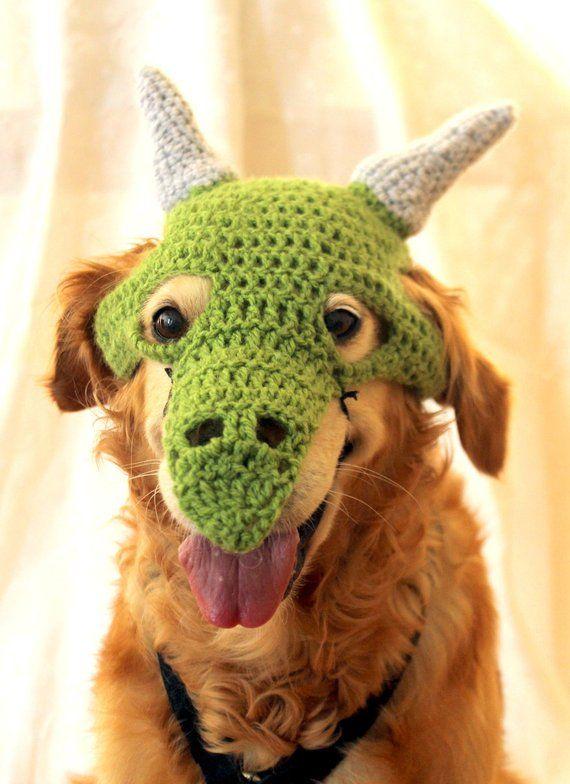 Dragon Costume For Dogs Dinosaur Dog Mask Dog Dragon Costume