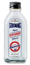 #Goodman's #Pure #Peppermint #Extract is simply peppermint oil and alcohol.  The refreshing cool scent and taste of peppermint. Popular at the holidays, but also a nice twist anytime. Great in homemade candy, chocolate desserts, beverages and ice cream. It is made with the highest quality pure peppermint oil available.