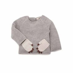 Oeuf Monster Sweater 79