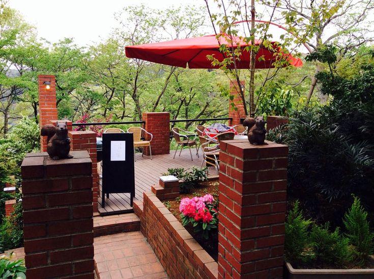 【KAMAKURA】鎌倉大仏のその先へ。天空のカフェ「樹ガーデン」に行ってみよう