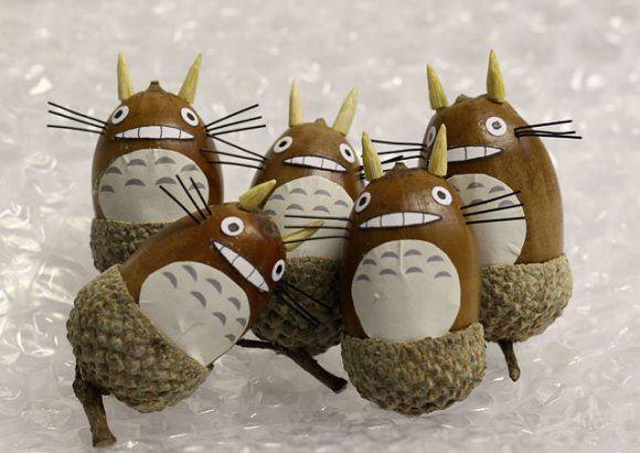 Idea...Love Totoro