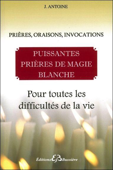 55322-Puissantes prières de magie blanche