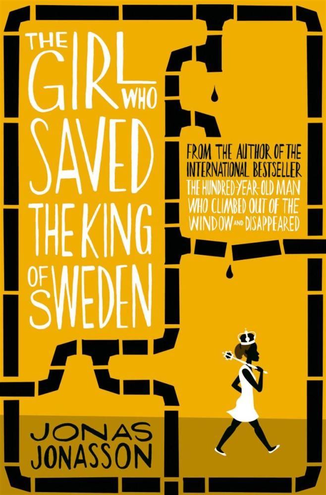 The girl who saved the king of Sweden - such a funny, crazy intellectual read - absolutely loved it