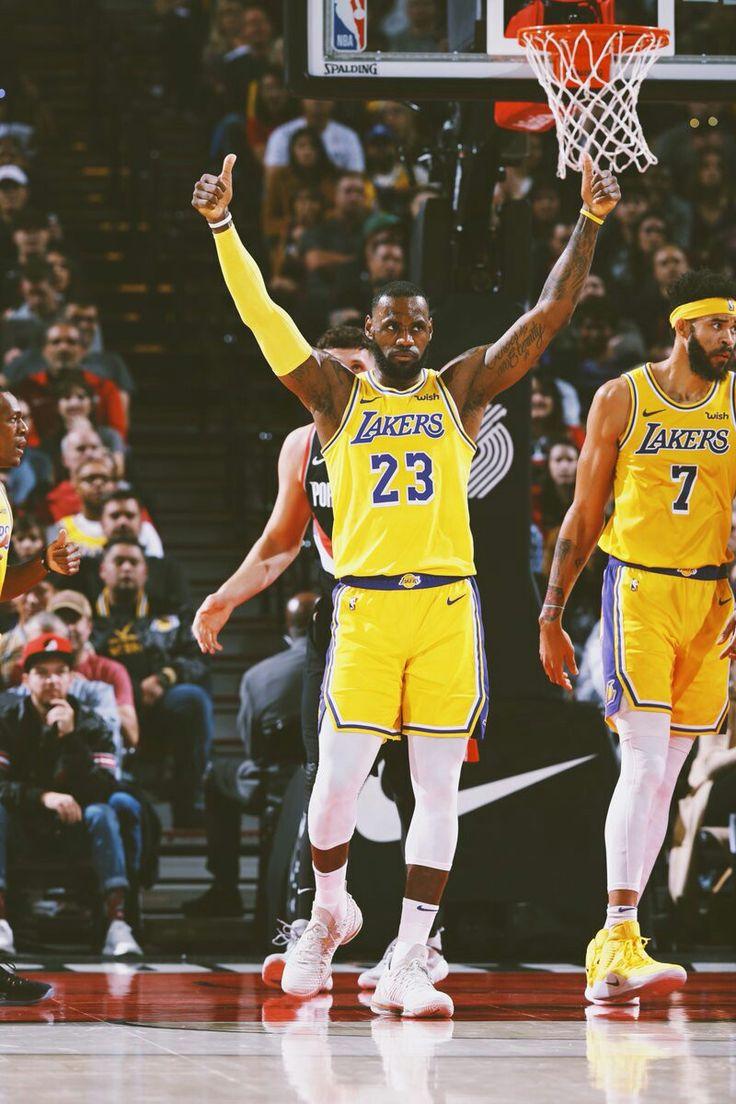 Pin by Shawn Gordon on NBA LAL Lebron james lakers, King