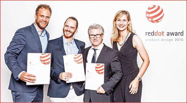 Red Dot Design Award 2016: 3 Trophäen für Can-Am Beim RedDotDesignAward 2016 punktet der Can-Am-Hersteller BRP mit dem Jetboot Sea-Doo GTX Limited 300, dem Side-by-Side Can-Am Defender und dem Roadster Can-Am Spyder F3-T http://www.atv-quad-magazin.com/aktuell/red-dot-design-award-2016-3-trophaeen-fuer-can-am #RedDotAward #CanAm #Award #Quadhandel #ATVQUADMagazin
