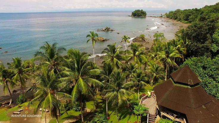 El Choco de Bahia Solano a Nuqui Costa Pacifica Colombia - Cómo Viajar que visitar? Aventure Colombia More information on our packages at : http://ift.tt/1iqhKT8